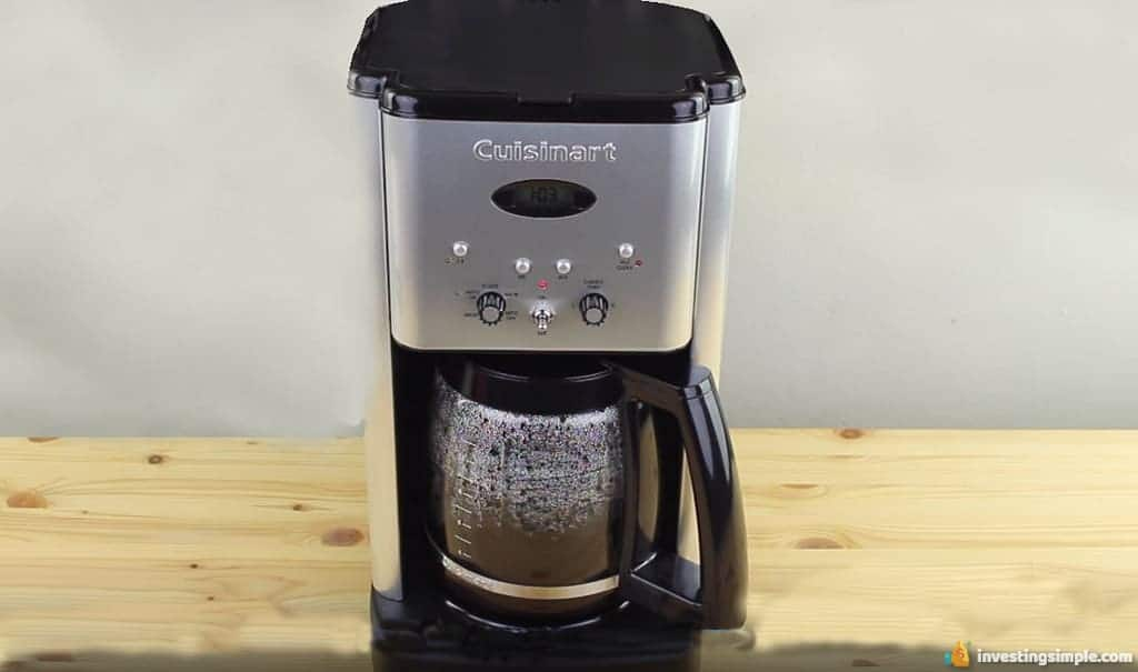 Making coffee at home can save you thousands of dollars each year.