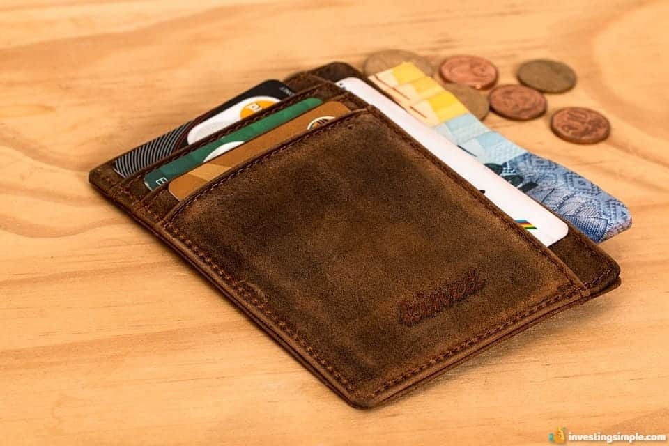 Leaving your wallet at home can be a simple trick to save a few dollars.