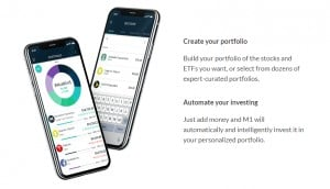 m1 finance vs robinhood. investingsimple.blog review