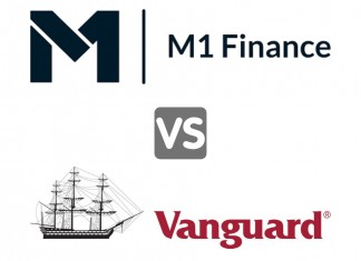 m1 finance vs vanguard investing platform review
