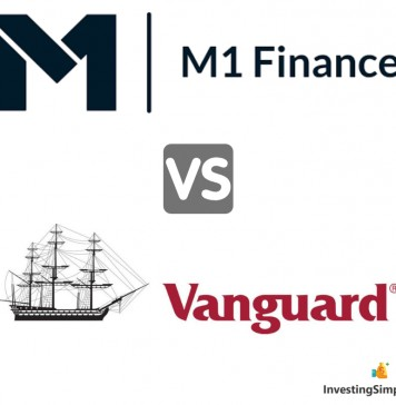 m1 finance vs vanguard investing platform review