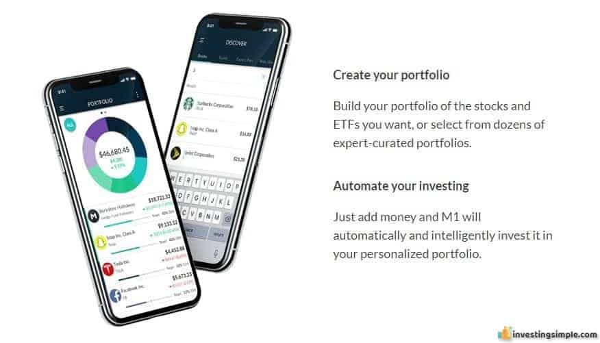 M1 Finance is the best free investing platform for beginners.