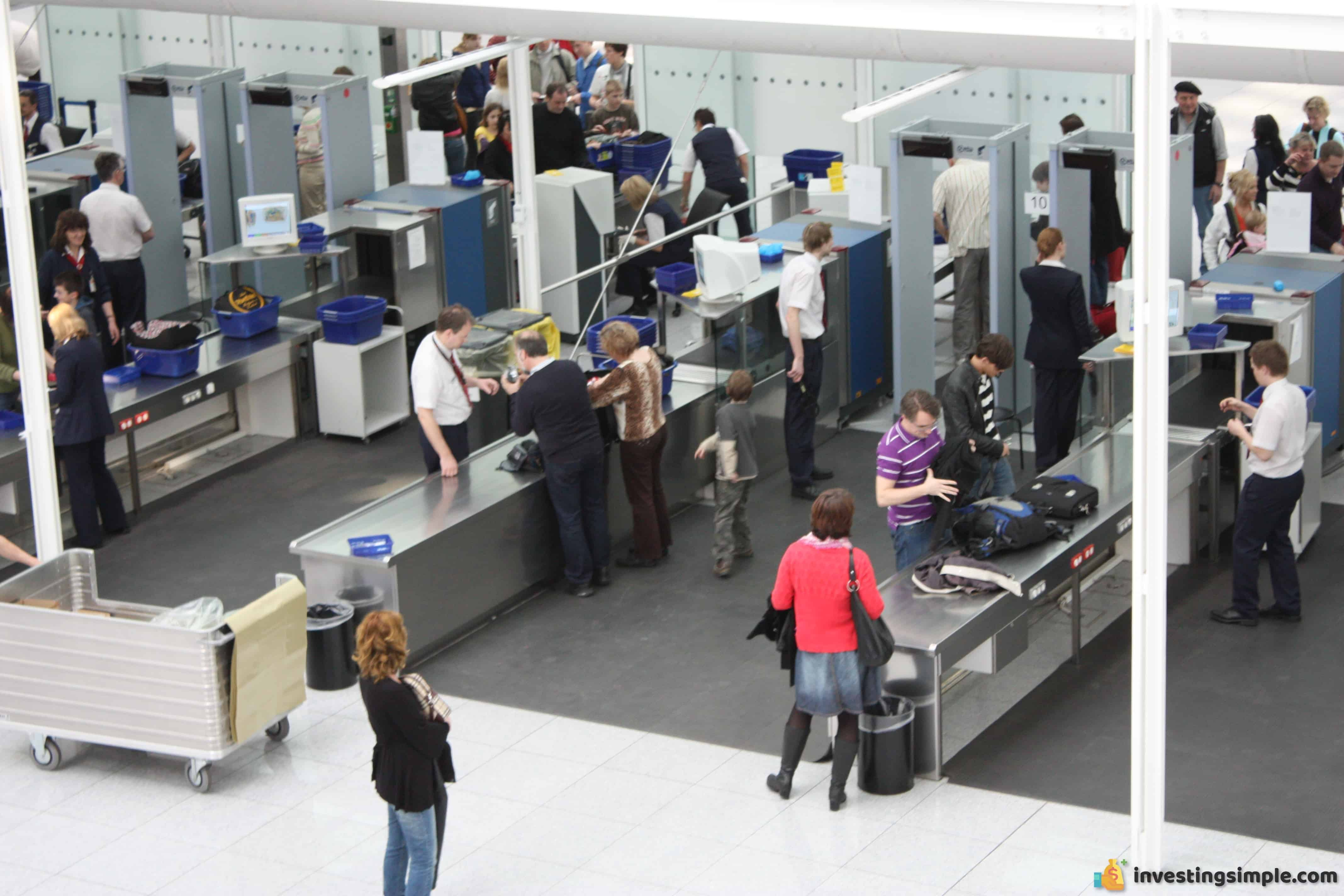 The TSA can be a great high paying job that does not require a college education.