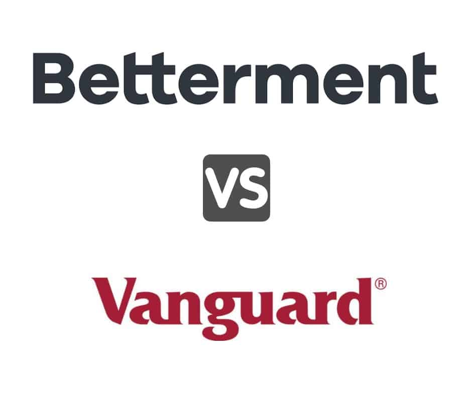 Betterment vs vanguard investing platform review.