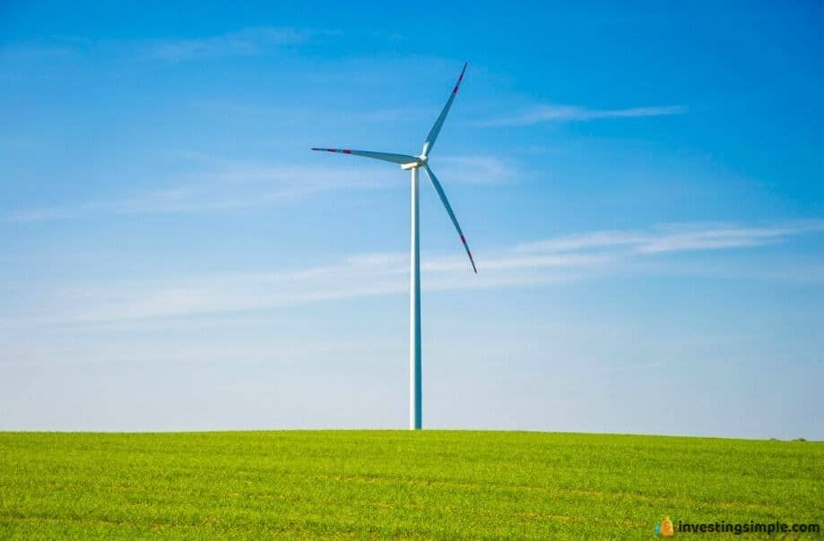 Wind turbine technicians make great money, and this job might not require a college degree!