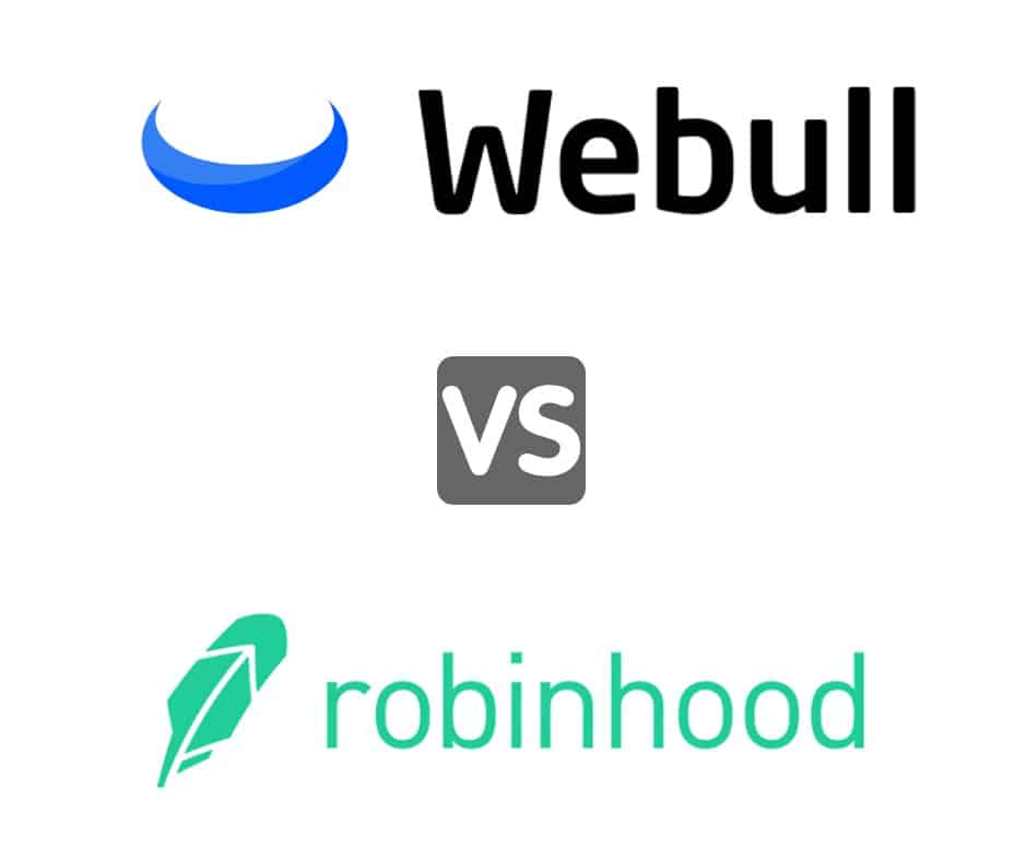 Webull vs Robinhood investing platform review. In this article we compare two of the most popular commission free stock trading platforms.