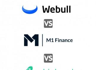 Best free investing platform webull vs m1 finance vs robinhood