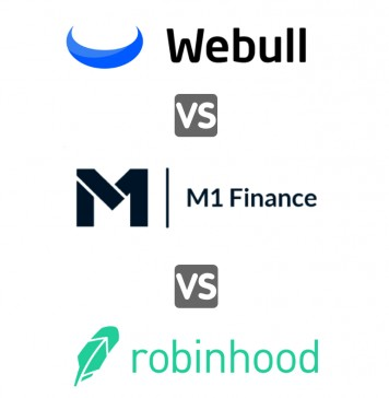 Best free investing platform webull vs m1 finance vs robinhood