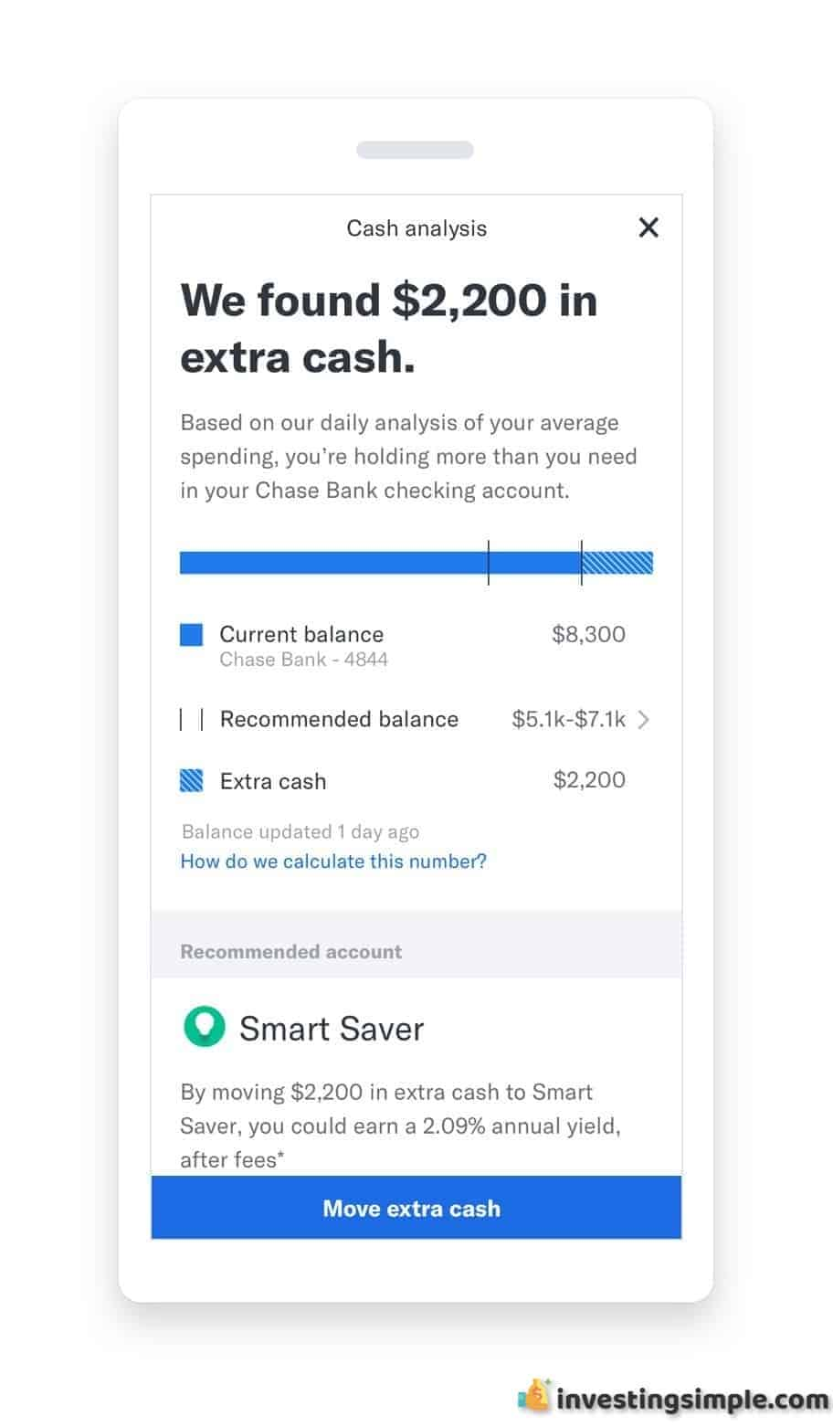 Betterment smart saver is a useful feature when trying to reach your savings goals. Betterment offers a combination of useful features with the smart saver platform.