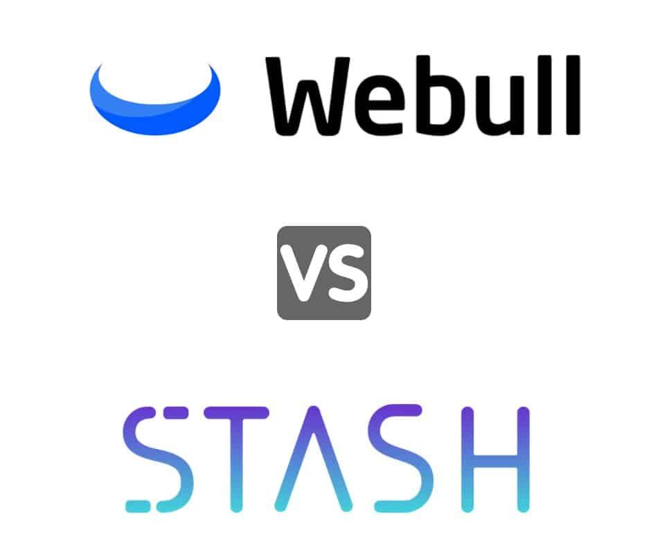 Webull vs stash investing platform review