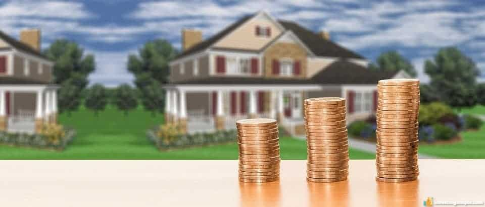 First time homebuyer collects their change as they save money for the purchase