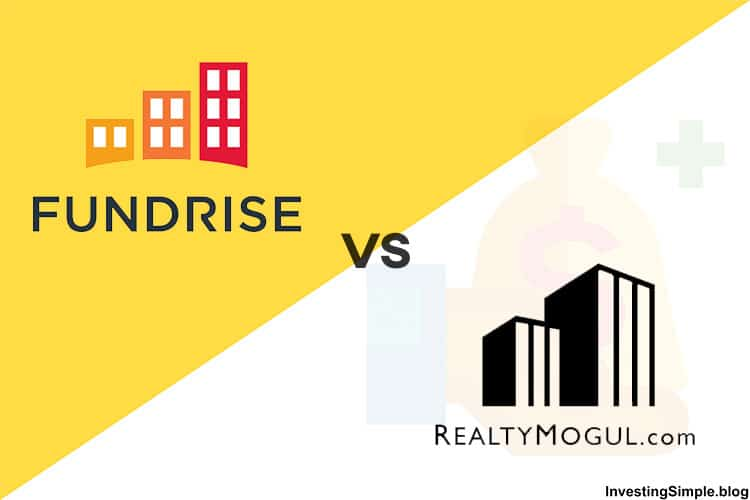 fundrise vs realty mogul