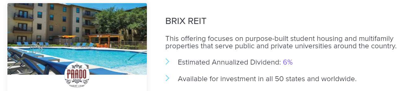 Rich Uncles student housing REIT provides great opportunities for real estate investors. This property in san antonio texas is a prime example of real estate where investors can own a part of cash flow generating real estate.