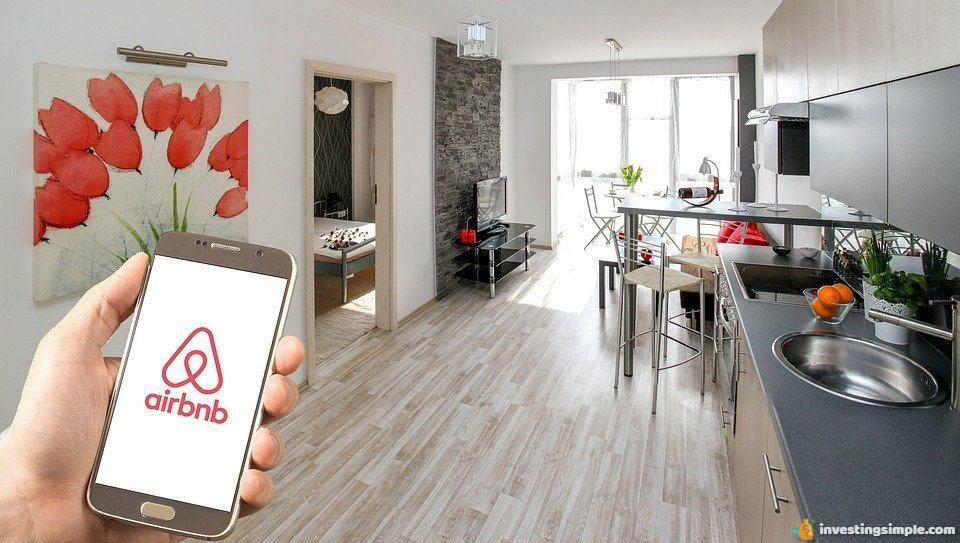 Real estate investors can find short term tenants through Airbnb.