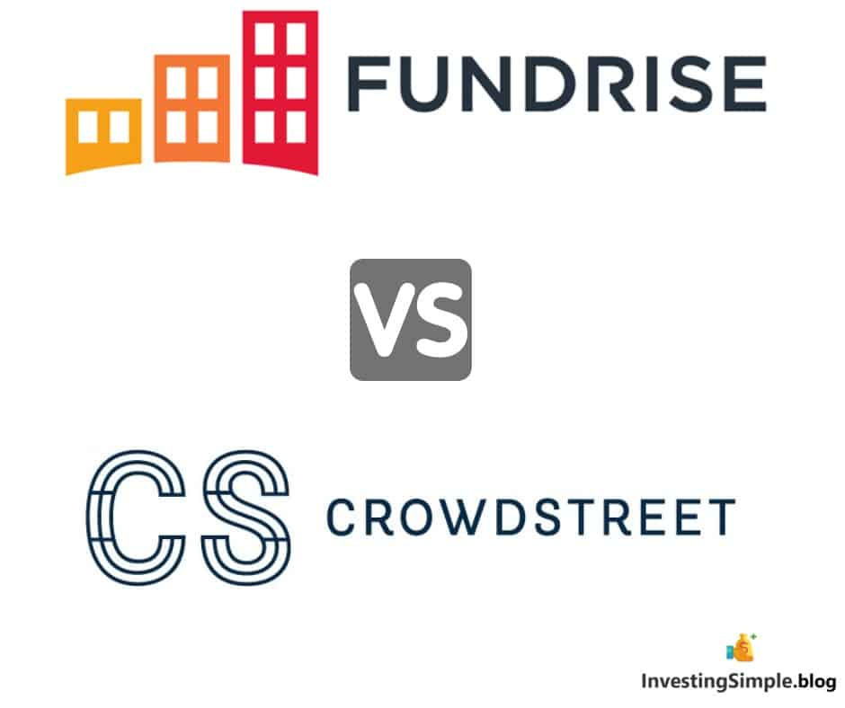 Fundrise vs CrowdStreet best crowdfunded real estate investing platform