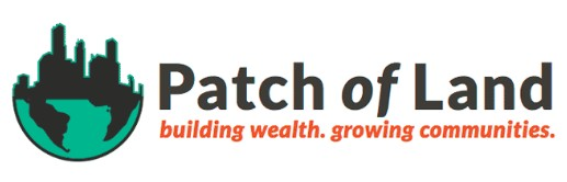 Patch of land combines real estate investing with peer to peer lending