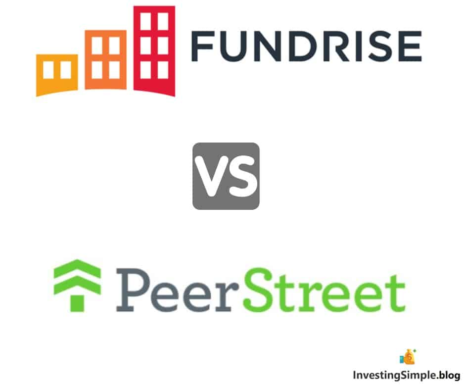 Fundrise vs Peerstreet crowdfunded real estate investing platforms. In this article we compare two of the most popular crowdfunded real estate investing platforms.