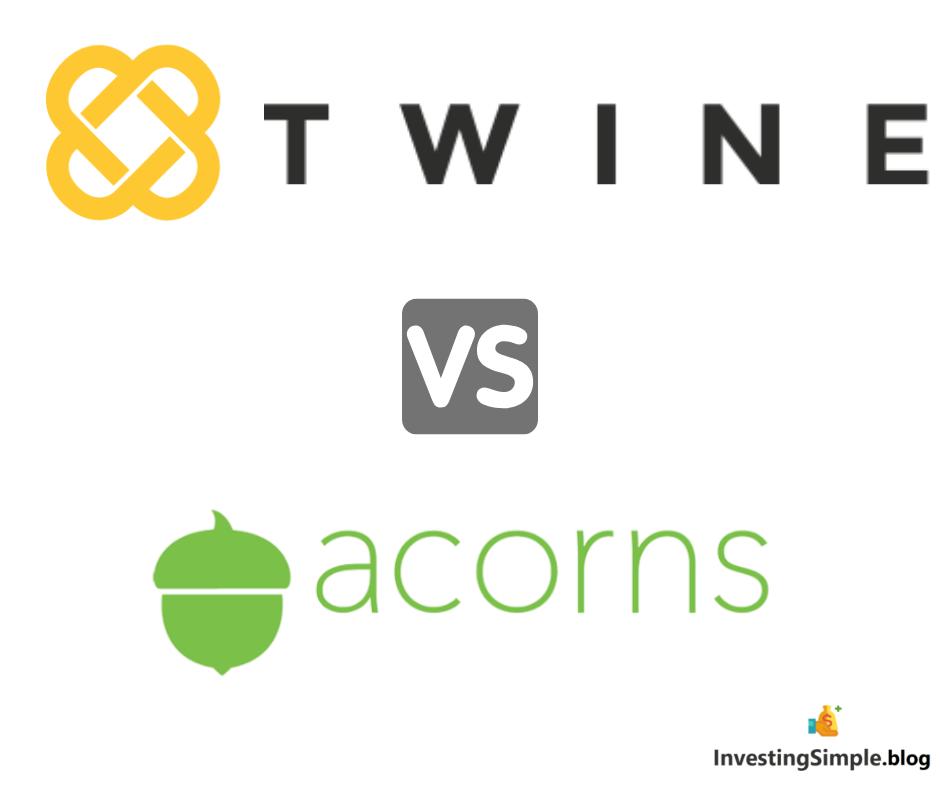 twine vs acorns
