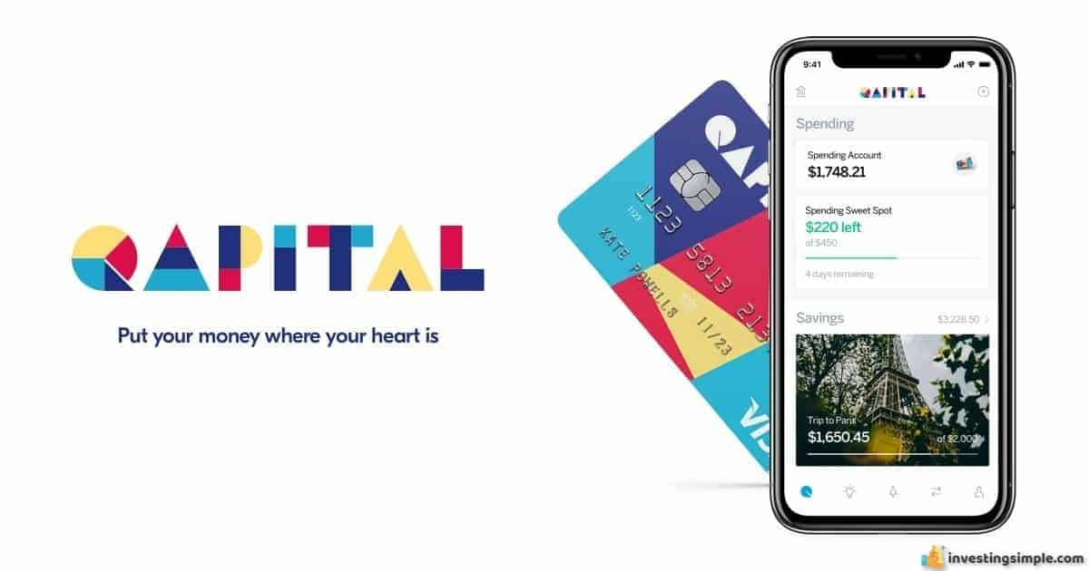 Qapital is a money saving app that is similar to what Twine and Digit are offering.