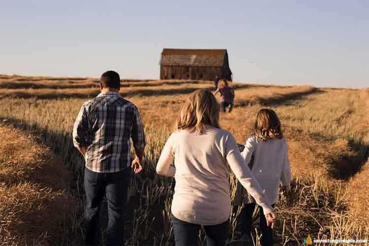 single multi family real estate plan