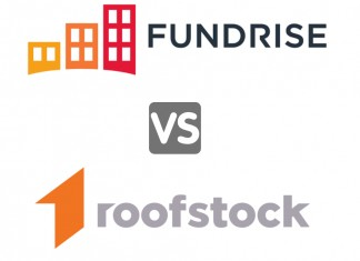 Fundrise vs Roofstock real estate investing platforms.