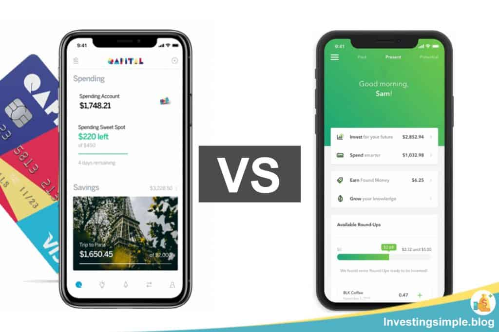 Acorns Review 2020.Qapital Vs Acorns Best Micro Savings App Investing Simple