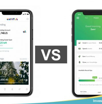 qapital vs acorns comparison