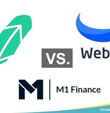 Robinhood vs. Webull vs. M1 Finance