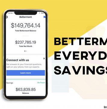 Betterment Everyday Savings