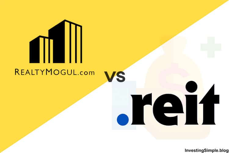 realty mogul vs reit