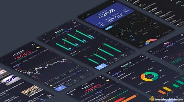 webull market data
