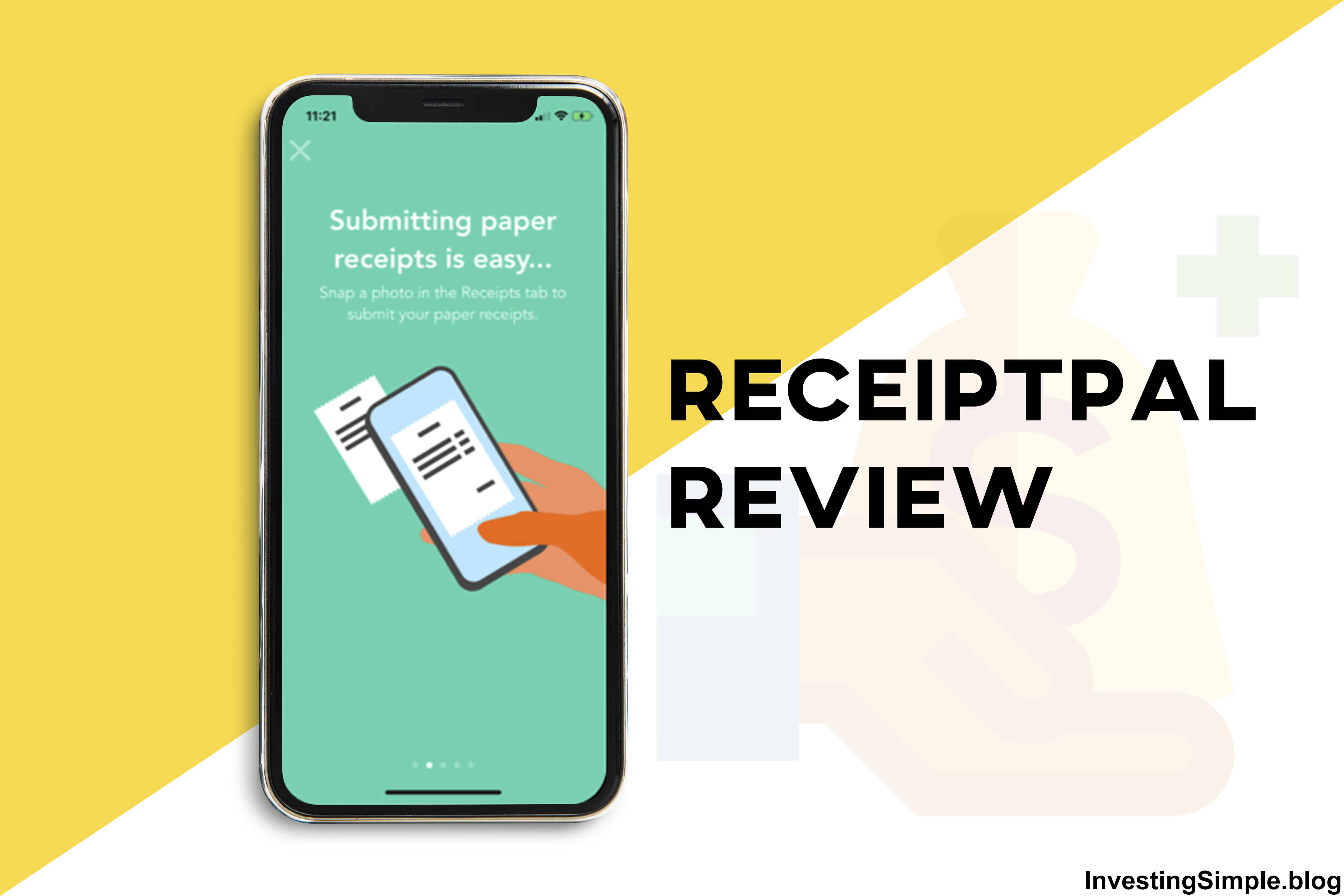 recieptpal review 2019