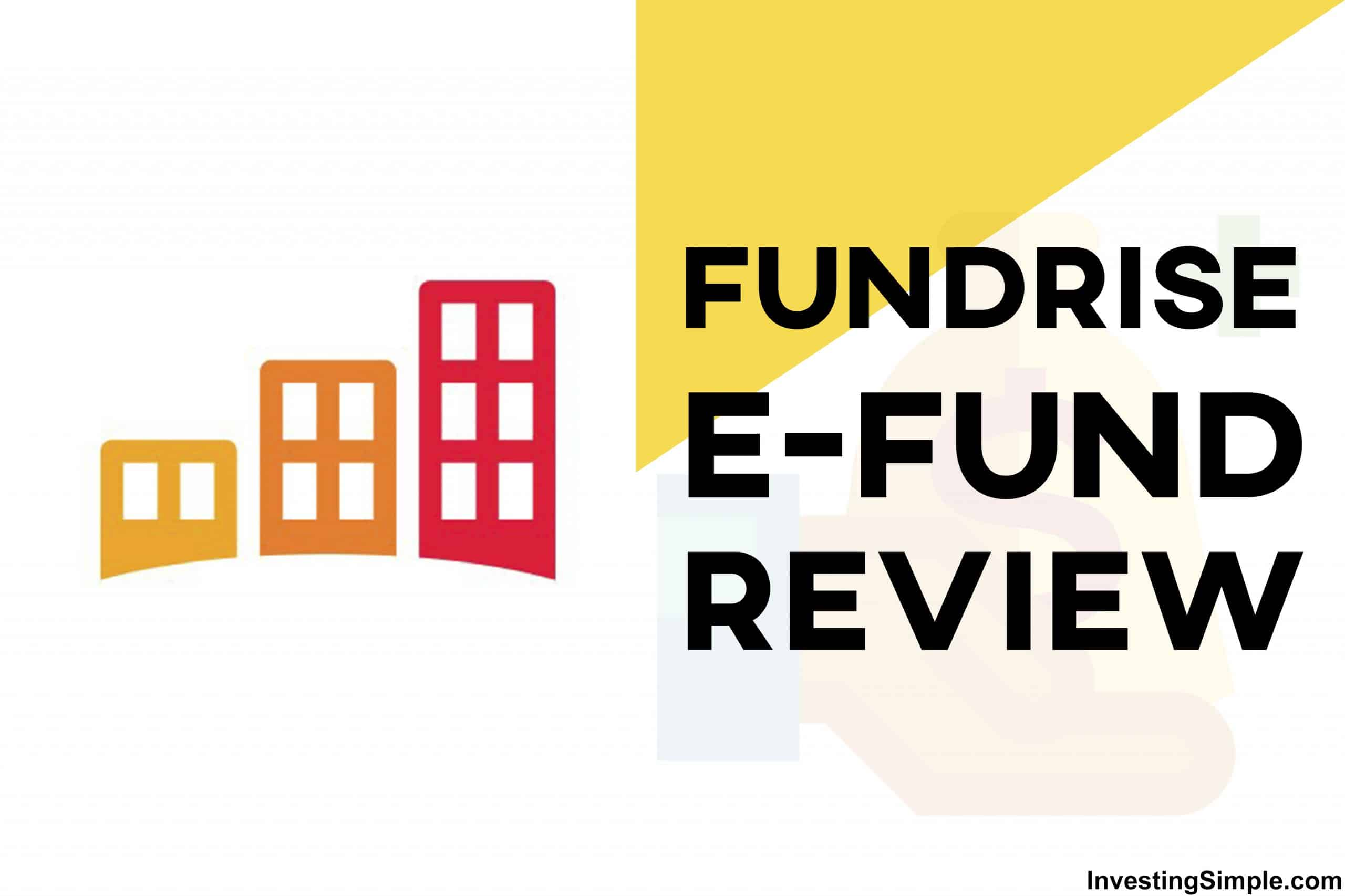 Fundrise efund review