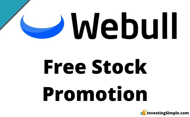 webull free stock promotion