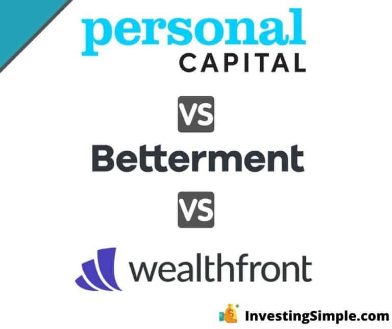 betterment vs wealthfront vs personal capital