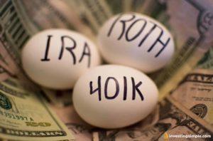 roth IRA 401k
