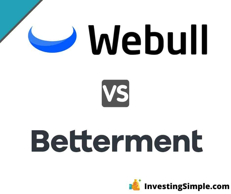Webull vs Betterment
