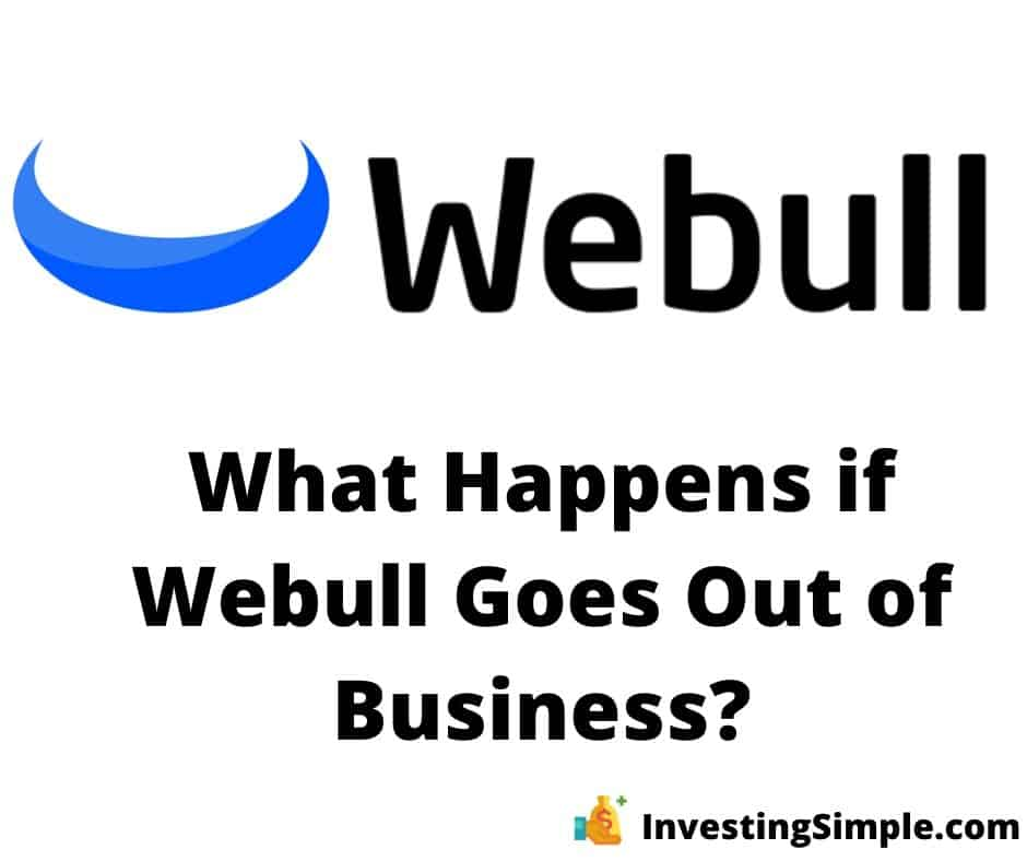 What happens if webull goes out of business?