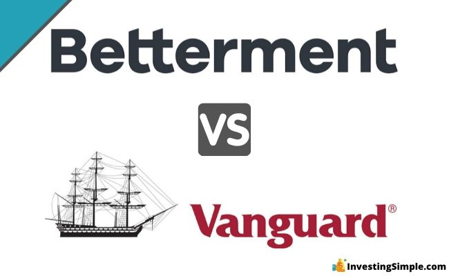 Betterment vs Vanguard
