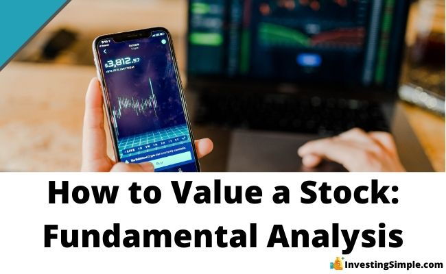 how to value a stock using fundamental analysis