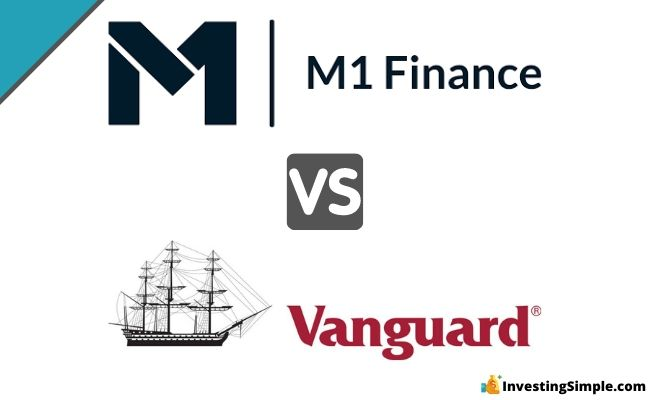 M1 finance vs vanguard
