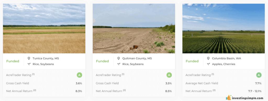 AcreTrader Investments