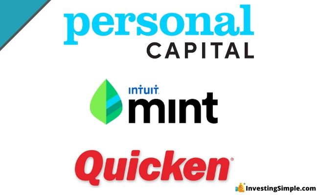 Personal capital vs mint vs quicken