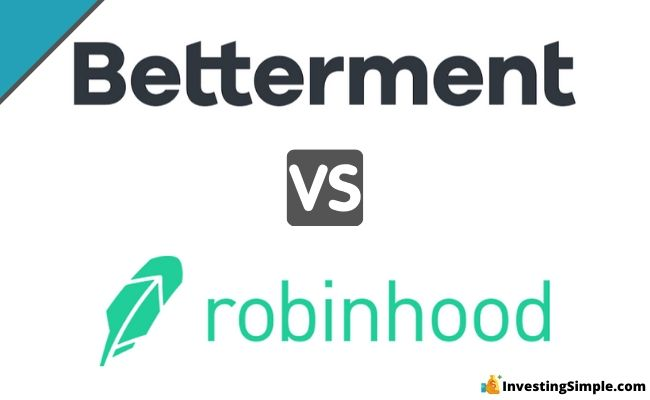 betterment vs robinhood