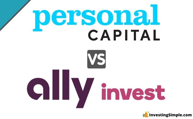 personal capital vs ally invest