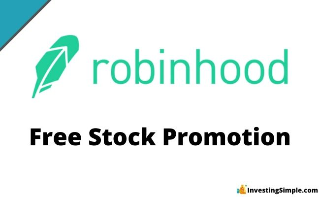 robinhood free stock promotion