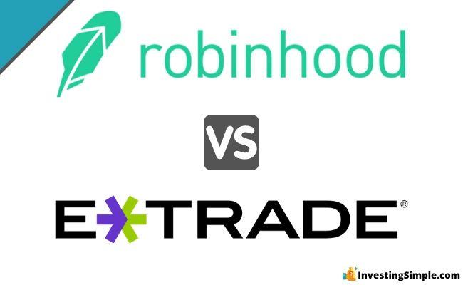 robinhood vs eTrade