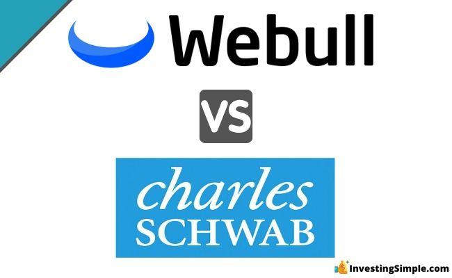 Webull vs charles schwab