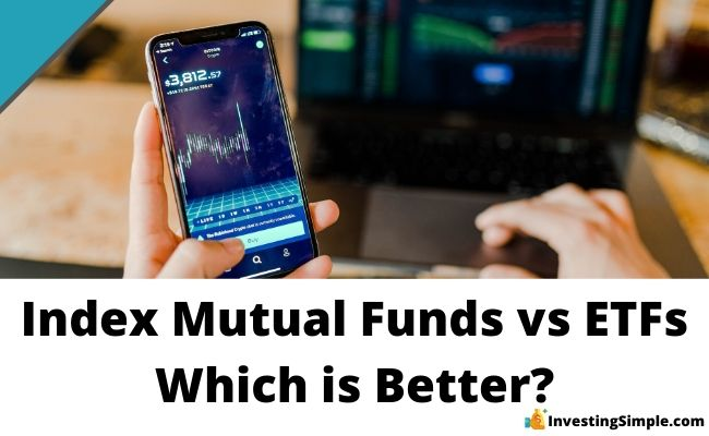index mutual funds vs etfs