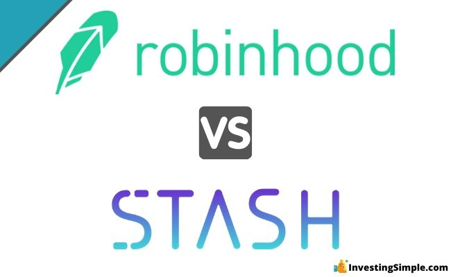 Robinhood vs Stash